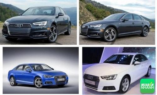 Kinh nghiêm giúp bạn định giá Audi A4 cũ trước khi mua tránh bị hớ